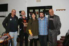 Encuentro de autores de género policíaco en Aldea del Fresno