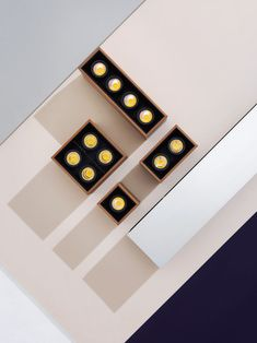 FLOS Lighting promo photography by Carl Kleiner. dailyicon