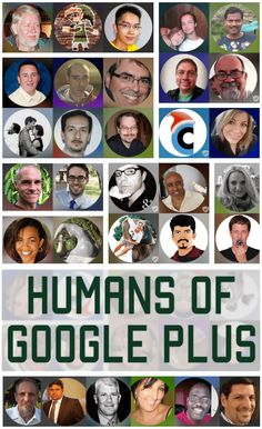 Humans Of Google Plus! Check this out to know what Google+ is all about :-)