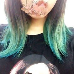 なつみんつ @mintsu_72 昨日やっと毛先に...Instagram photo | Websta (Webstagram)