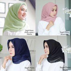 f3e15d3a7bf 20 Best Hijab Organza Silk Premium Square images