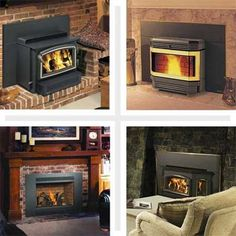 26 Best Fireplace Inserts Images In 2019 Fireplace Design Log