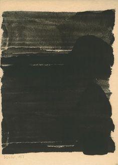 Elbe series by Gerhard Richter, 1957 Also