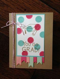 Graduation Challenge Card - Scrapbook.com