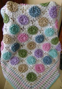 Crochet Blanket Pattern - Crochet Baby Blanket on Etsy, $3.50