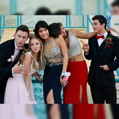 Those perfect friends can make prom so fun!  #friends #prom @sosweetboutique #ipapromretailer #fun #prompic (photo via @judithcherie )