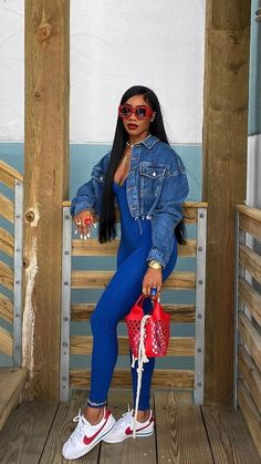 Swag Outfits For Girls, Cute Swag Outfits, Cute Comfy Outfits, Dope Outfits, Teen Fashion Outfits, Classy Outfits, Stylish Outfits, Girl Outfits, Baddie Outfits Casual