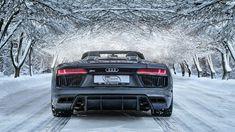 2017 Audi R8 V10 Spyder