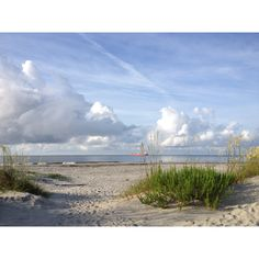 Sullivan's Island, SC. About 20 mins from my new home this summer!! :-)