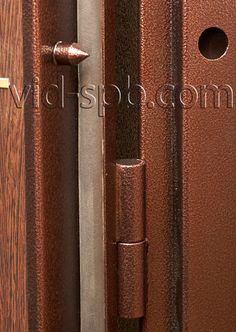 Входная дверь Stardis Gold (противосъёмный штырь)
