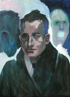 "Saatchi Art Artist Emilie Lagarde; Painting, ""L'absent"" #art"