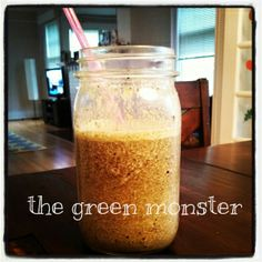 Yummy veggie-fruit smoothies that are good for you. Veggie And Fruit Smoothie, Fruit Smoothies, Healthy Smoothies, Yummy Veggie, Green Monsters, Veggies, Healthy Eating, Drinks, Recipes