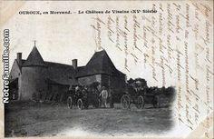 Le Chateau de Visaine / Vizaine OUROUX-EN-MORVAN