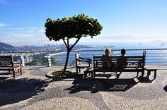 Morro da Urca vista da Baía de Guanabara - Foto: Alexandre Macieira | Riotur