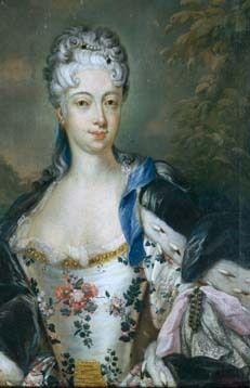 Anna Constantia von Brockdorff, later Cosel