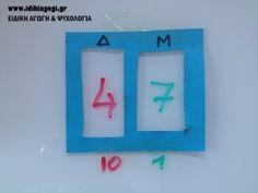 ΕΙΔΙΚΗ ΑΓΩΓΗ & ΨΥΧΟΛΟΓΙΑ | Μαθηματικά: Δεκάδες & Μονάδες