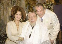 LV, José Lewgoy e Paulo Goulart Esperança (2002)