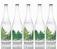Fuensanta Mineral Water, Designed by Pati Nunez Associats.