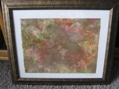Earth Tone Collage by SoulfulArt on Etsy