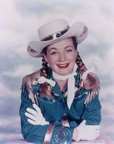 Ranch Dressing with Eartha Kitsch: Gail Davis & Annie Oakley: Historical Honeys
