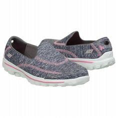 Skechers Women's GOwalk 2 Strong Awareness Slip On Sneaker Shoe