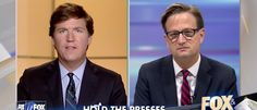 Tucker Carlson Rips 'Abhorrent' Opinion Editor Over Banning Anti-Gay Marriage Views [VIDEO]