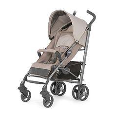 Chicco Lite Way2 - Silla de paseo ligera y compacta, 7,5 kg