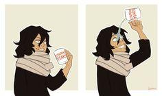 Read i decided anime first from the story memes i stole from my husband by _Hizashi_Yamada_ ( with 66 reads. Boku No Hero Academia, My Hero Academia Memes, Hero Academia Characters, My Hero Academia Manga, Anime Meme, Comic Anime, Kirishima Eijirou, Elsword, All Might Cosplay