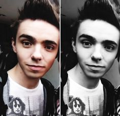 Nathan looking as hot as always!