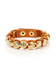 rivet wrap bracelet - designer bracelets - bracelets for women Henri Bendel