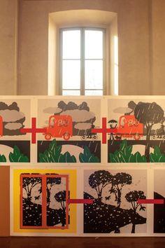 """""""Vietato non toccare. Bambini a contatto con Bruno Munari"""", MUBA, in collaborazione con l'Associazione Bruno Munari, 2016-2017"""