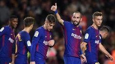 Més Que un Club: Bungkam Murcia 5-0, Barca Mantap ke 16 Besar