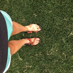 Latest discovery: I can actually tan #ChacoNation