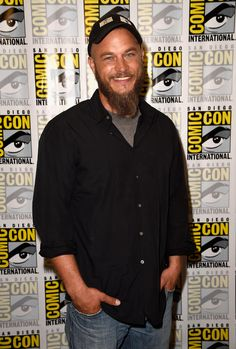 I'm making an exception for my dislike of beards for Travis Fimmel (Ragnar…