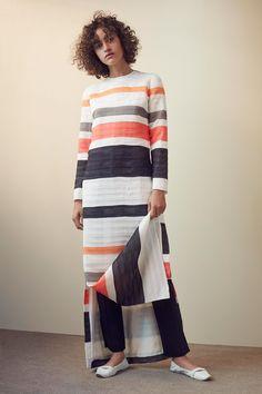 Nellie Partow Spring 2017 Ready-to-Wear Fashion Show