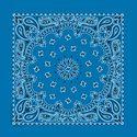 torqouise Paisley Bandanas - Twistedpeace.us