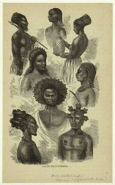 Must see - TRIP DOWN MEMORY LANE: HAIRSTYLES IN AFRICAN CULTURE