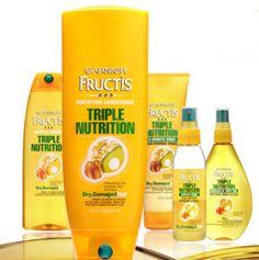 Garnier Triple Nutrition Free Sample