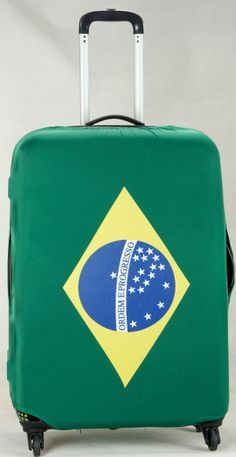 Travel to Brazil.. And Never from Brazil, ´cause I love you!!!! :)