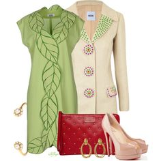 """Moschino for Spring Contest"" by kginger on Polyvore,"