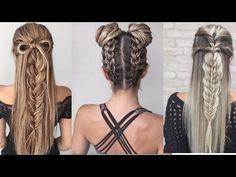 Nuevos Tutoriales de Peinado 2016 ♥ New Hairstyle Tutorials 2016 - YouTube