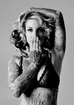 beauty in ink