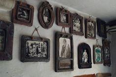 Dan Les's atelier, Romanian figurative ceramic artist