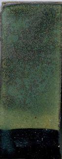 Glazeitorium: Cone 10. Oribe #4. Custer Feldspar 30.5. Whiting 20.5. Silica 34.7. Ball Clay. 14.3.    Copper carbonate 8.