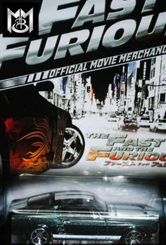 2013 Hot Wheels Fast & Furious Exclusive Limited Edition - '67 FORD MUSTANG [4/8] Extremely Rare!!