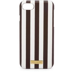 Henri Bendel Centennial Stripe Case For Iphone 7/8 ($38) ❤ liked on Polyvore featuring accessories, tech accessories, phone, phone cases and henri bendel