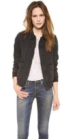 This is a solid jacket for the go when you don't want to dress up