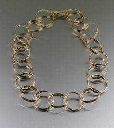 The History of Chain Making in Jewelry Design – Unique Handmade Designer Jewelry 24k Gold Jewelry, Italian Gold Jewelry, Gold Jewellery Design, Fine Jewelry, Unique Jewelry, Designer Jewelry, Gold Chain Link Necklace, Jewelry Stores Near Me, Statement Jewelry