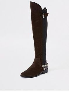 ea5813b3034 41 Best brown knee high boots images in 2019 | Autumn fashion ...