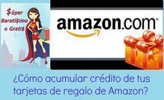 Video: ¿Cómo acumular crédito de tus tarjetas de regalo de Amazon?